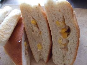 サンドイッチパン(^u^)