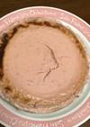 いちごヨーグルトのベイクドチーズケーキ