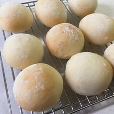 「龍の瞳 有機・糀あま酒」の米粉入りパン