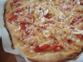 基本のピザ生地