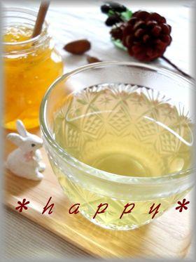 ✿HOT(ほっ(´▽`) と)柚緑茶✿