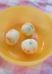 取り分け離乳食◇ポテトサラダボール