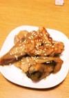 【ごぼう消費】豚肉とごぼうの炒め煮