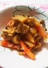油不使用!豚肉と野菜のケチャップ炒め