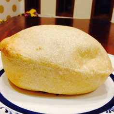 全粒粉と天然酵母で作るピタパン