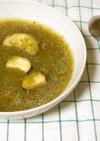 春キャベツの外葉★捨てるべからずスープ