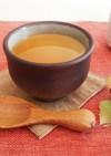 簡単ほ~っこり♪ほうじ茶ミルクプリン
