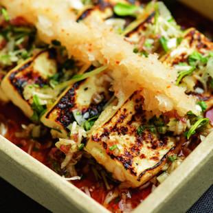 豆腐のたたき