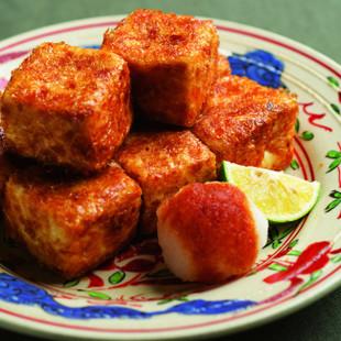 豆腐土佐焼き