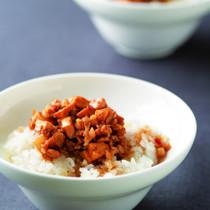 豆腐入り魯肉飯