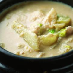 コンビジ(おからスープ)