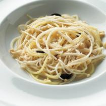 スパゲッティーニとえのき茸