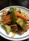 野菜たっぷり、簡単!麻婆ナス