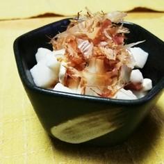 ☆変わり種☆長芋とクリチの梅よごし