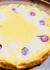 イチゴ ベイクドチーズケーキ QC 簡単