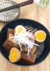 炊飯器で簡単♪豚の角煮