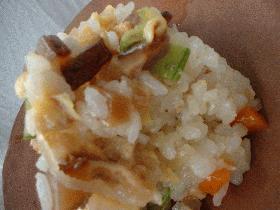 八目ちらし寿司。