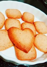 さくさくほろほろバタークッキー