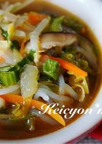 私の♡満腹ダイエット中華スープ♡