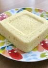 糖質オフ 簡単 大豆粉 おから粉蒸しパン