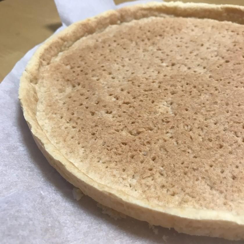 ホットケーキミックスで簡単タルト生地♪♪