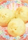 トースターで作るHMバナナお豆腐スコーン