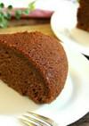 とうふ入り♪しっとり濃厚!生チョコケーキ