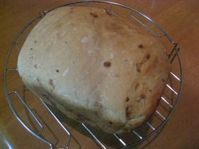 HBでオニオンチーズパン