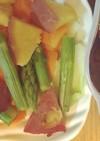 小学生でもできる!簡単ゆで野菜サラダ