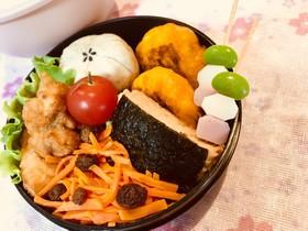 お弁当♡三色団子風♡可愛い枝豆蒲鉾ピック