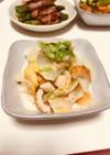 【作り置きレシピ】白菜のマヨネーズ和え