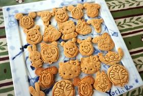 米粉・豆腐・きな粉クッキー