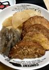 大根と野菜フライの煮物