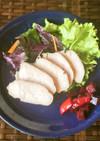 便利な 手作り塩麹鶏ハム
