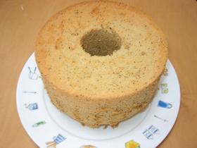 簡単シフォンケーキ