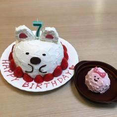 すみっコぐらし☆アイスケーキ