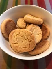 さくさくクッキーの写真