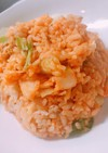キムチチャーハン(タッカルビ飯!)