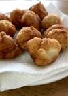 簡単♡豆腐ドーナツ(HM玉子牛乳なし)
