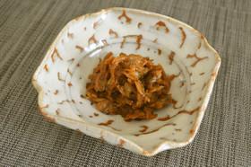 江戸甘味噌のあさりの佃煮