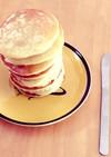 米粉と豆乳ヨーグルトのパンケーキ♡