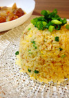 炊飯器で簡単パラパラ☆焼豚チャーハン