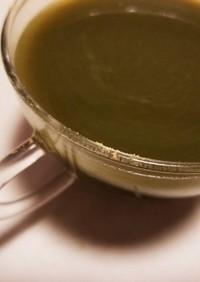 簡単健康青汁野菜ジンジャードリンク