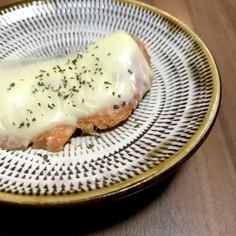 簡単!生鮭のチーズ焼き!