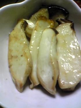 焼きエリンギのマリネ(レモン風味♪)