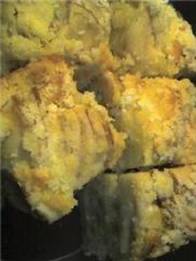 りんごのケーキ(ヘルシーバージョン)