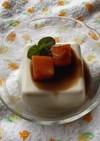 簡単デザート 豆腐のアジアンスイーツ
