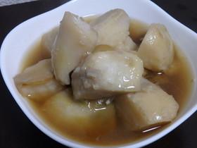 【材料一つ】簡単!里芋の生姜煮付け