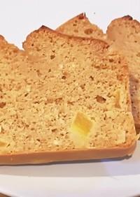 低糖質☆パイナップルのパウンドケーキ