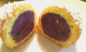 紫いものPetit Dounut!